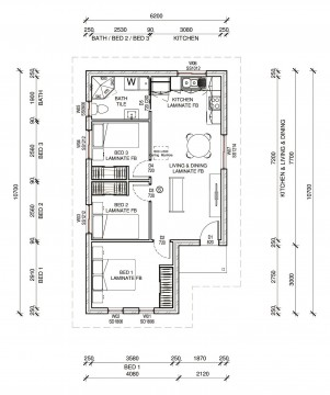 ALPINEPLUS  2D FLOORPLAN