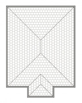 ASHFIELDPLUS  ROOF PLAN