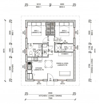 ASHFIELD  2D FLOORPLAN