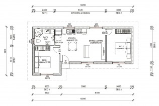 ASPIRE  2D FLOORPLAN