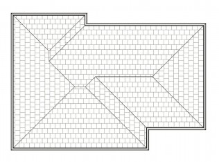 BANCROFTPLUS  ROOF PLAN
