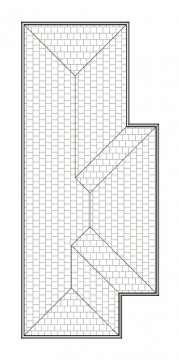 CARLTONPLUS  ROOF PLAN