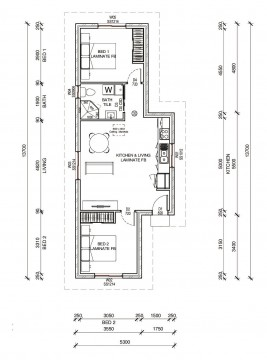 CARLTON  2D FLOORPLAN