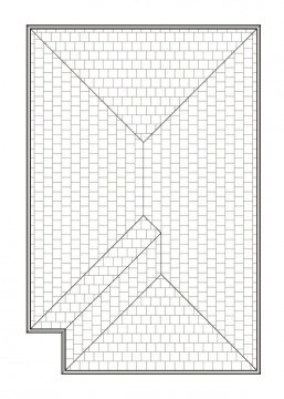 FURCIPLUS  ROOF PLAN