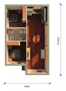FURCI  3D FLOORPLAN