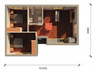KIRRAWEE  3D FLOORPLAN