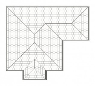 SAMSONPLUS  ROOF PLAN