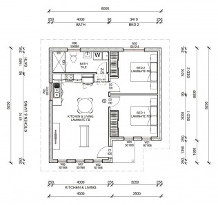 SIANA2PLUS  2D FLOORPLAN