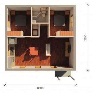 SMARTPENGPLUS  3D FLOORPLAN