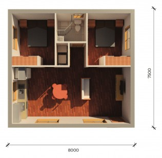 SMARTPENG  3D FLOORPLAN