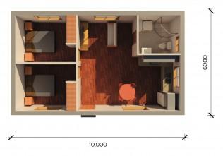 SMARTWILKINSON  3D FLOORPLAN