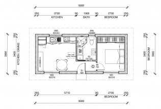 STEPHANIE  2D FLOORPLAN