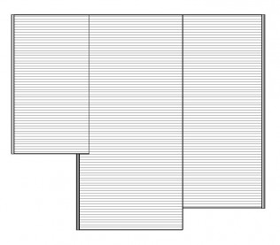 GALENA EXTENDED ROOF PLAN