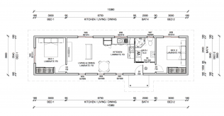 AMBERPLUS 2D FLOORPLAN