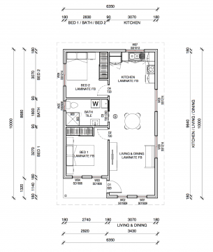 JASPERPLUS 2D FLOORPLAN