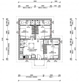 FOSHAN2PLUS 2D FLOORPLAN