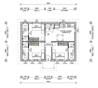 FOSHAN1PLUS 2D FLOORPLAN