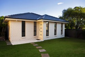 completed granny flat build in Sydney