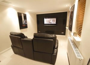 reasons to build a granny flat - the ultimate home theatre